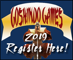 2016 Goshindo Games