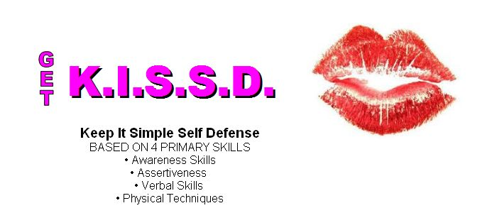 Get K.I.S.S.D. - Women's Self-Defense Program Info