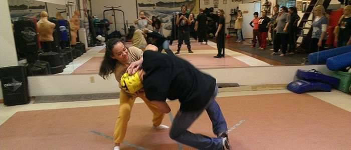 Women's Self-Defense Program