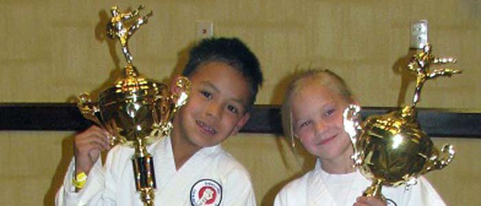 Kids Class - Shinpu-Ren Family Karate   6570 E. 6th St.   Prescott Valley, Arizona 86314  928.308.8001