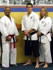 Personal Training Karate Class